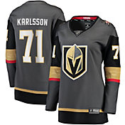 NHL Women's Vegas Golden Knights William Karlsson #71 Breakaway Home Replica Jersey