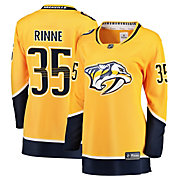 NHL Women's Nashville Predators Pekka Rinne #35 Breakaway Home Replica Jersey