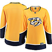 NHL Women's Nashville Predators Breakaway Home Replica Jersey