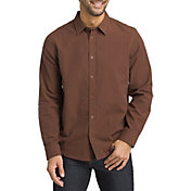 prAna Men's Graden Slim Long Sleeve Shirt