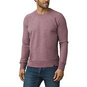 prAna Men's Asbury Crew Long Sleeve Shirt