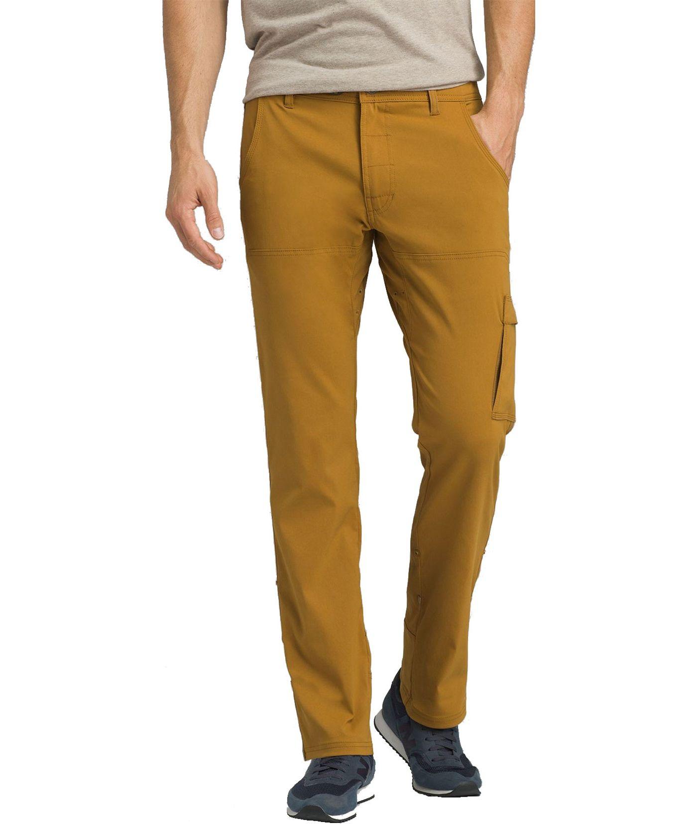prAna Men's Stretch Zion Straight Pants (Regular and Big & Tall)