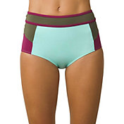 prAna Women's Adisa High Rise Swim Bottom