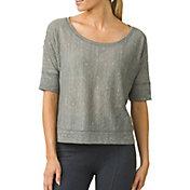 prAna Women's Viana 3/4 Sleeve Shirt
