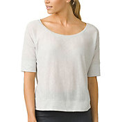prAna Women's Viana 3/4 Sleeve Shirt