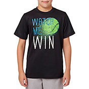Prince Boys' 'Watch Me Win' Graphic Tennis T-Shirt