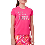 Prince Girls' Graphic Tennis T-Shirt