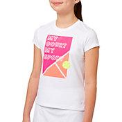 Prince Girls' Graphic Tennis T-Shirt