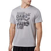 Prince Men's Heather Graphic Tennis Shirt