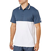 Prince Men's Colorblock Ribbed Polo