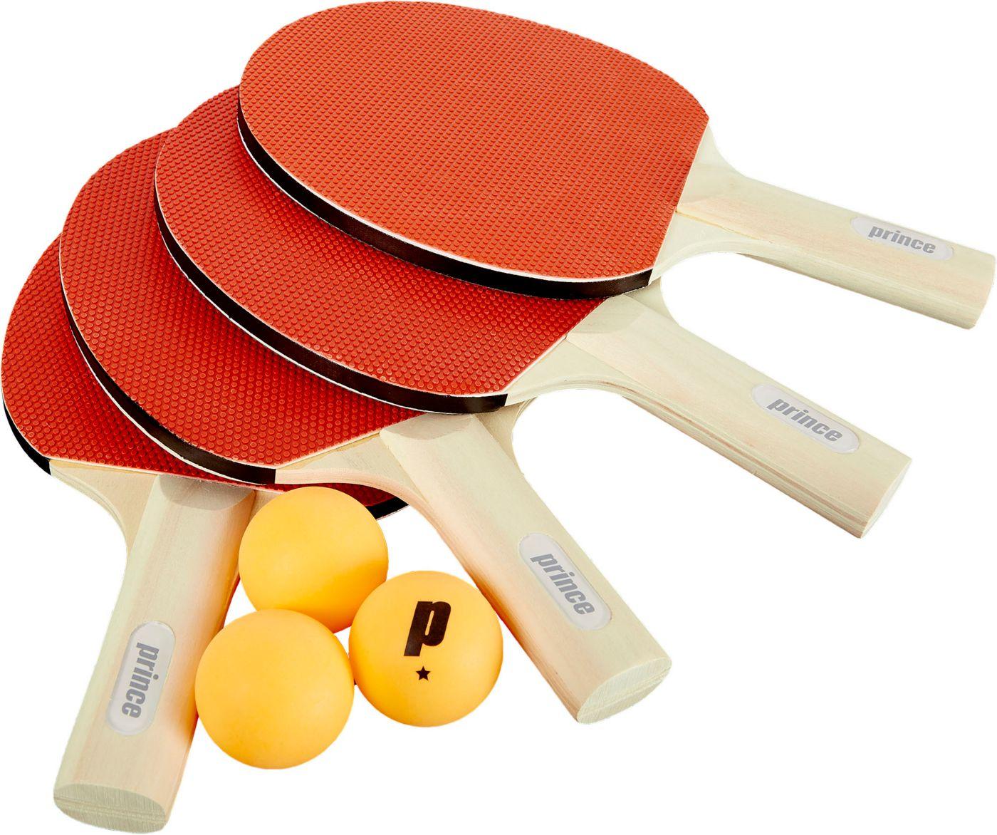 Prince Classic 4-Player Racket Set
