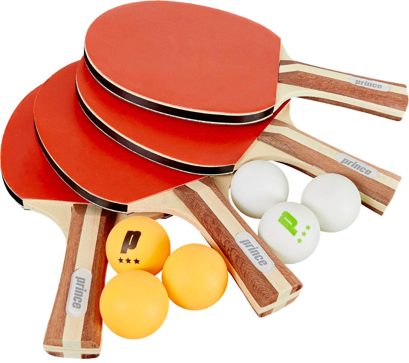 Prince Premium 4-Player Racket Set