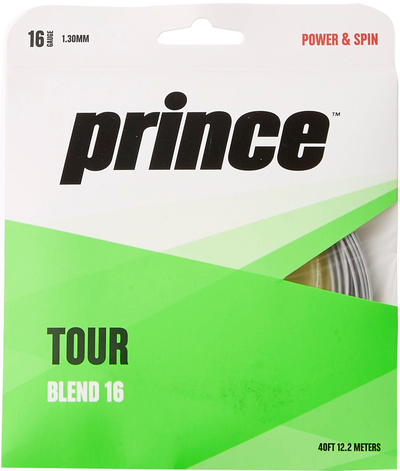 Prince Tour Blend 16G Tennis Racquet String