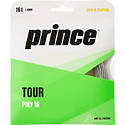 Prince Tour Poly 16G Tennis Racquet String