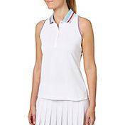 Prince Women's USA Sleeveless Polo