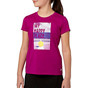 Prince Girls' ?Happy Place' Graphic Tee
