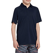 Prince Boys' Match Short Sleeve Polo