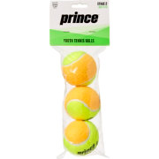 Prince Youth 3-Pack Stage 2 Tennis Balls