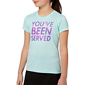 Prince Girls' ?Served' Graphic Tee