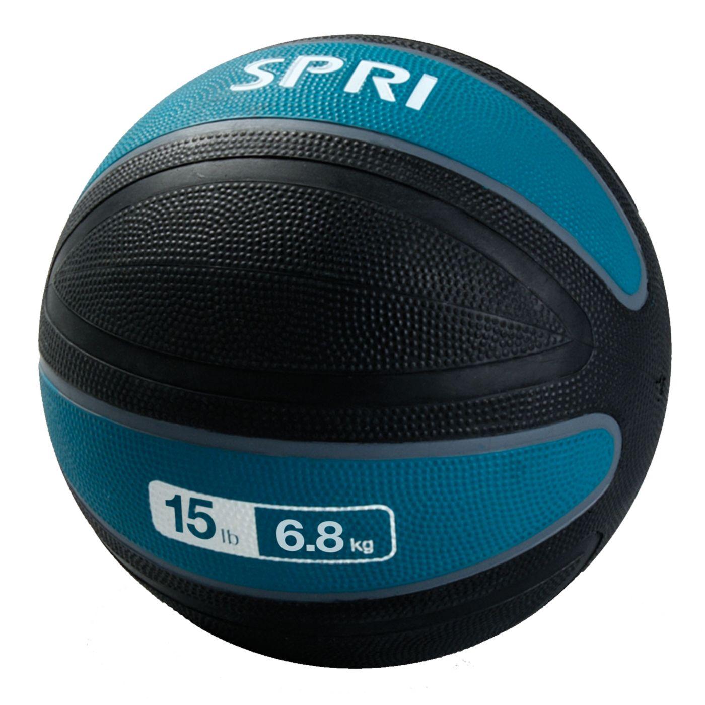 SPRI Xerball 15 lb. Medicine Ball