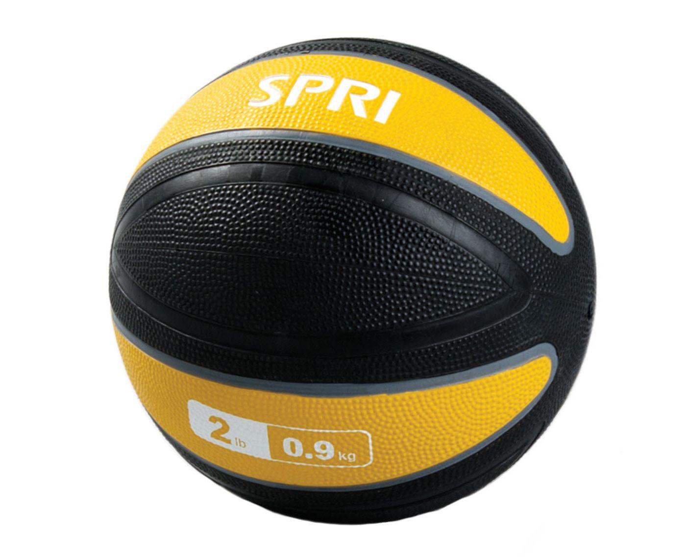 SPRI Xerball 2 lb. Medicine Ball