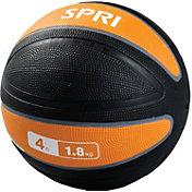 SPRI 4lb. Xerball Medicine Ball