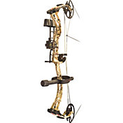 PSE Ramped RTS Compound Bow Package