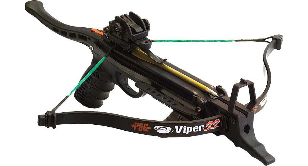 PSE Viper SS Handheld Pistol Crossbow - 215 fps
