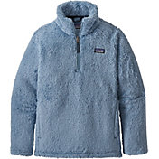 Patagonia Girls' Los Gatos Quarter Zip Fleece Jacket