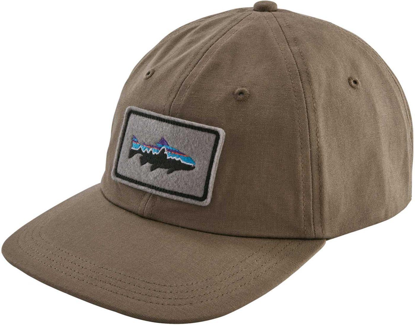 Patagonia Men's Fitz Roy Trout Patch Trad Cap