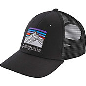 Patagonia Men's Line Logo Ridge LoPro Trucker Hat