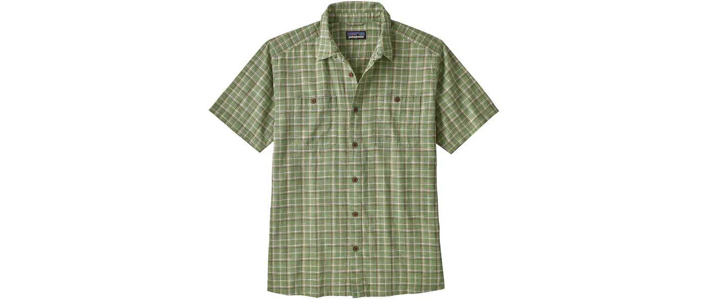 Patagonia Men's Back Step Button Down Shirt