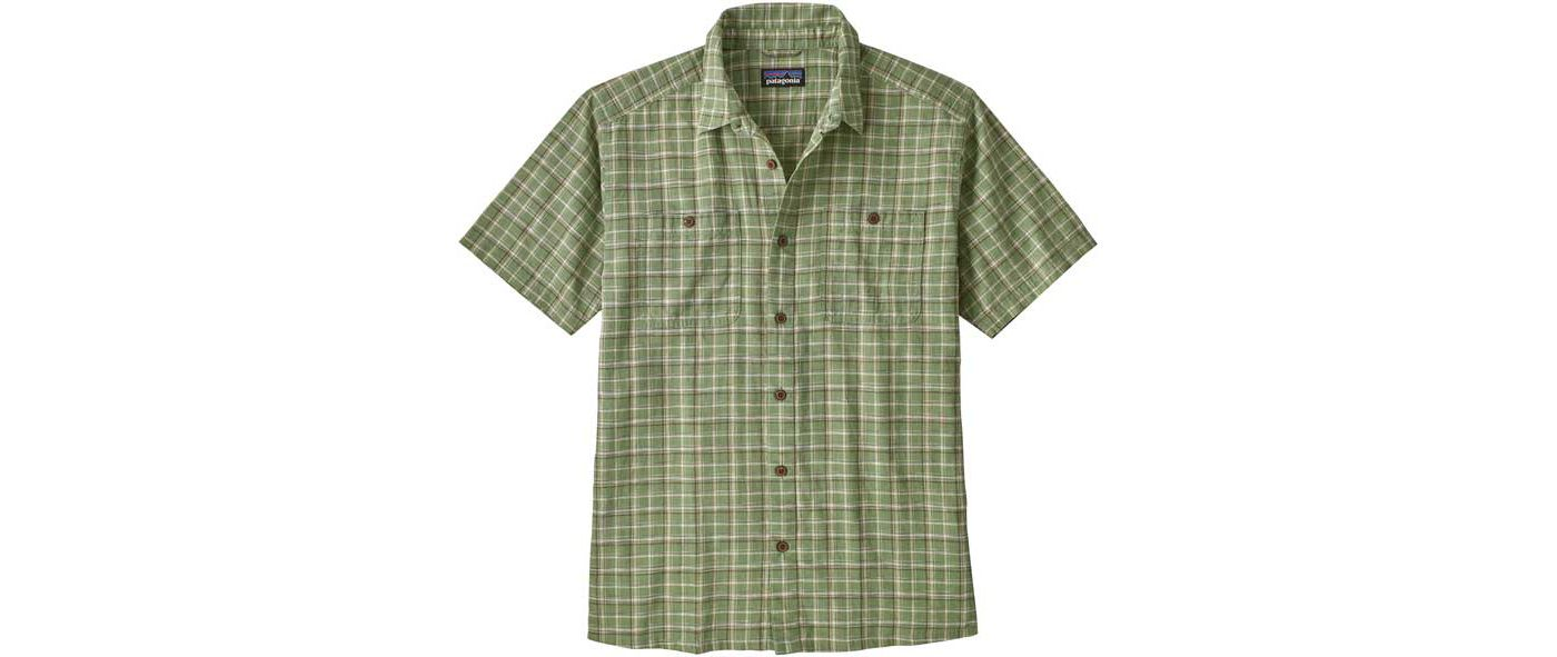 Patagonia Men's Back Step Button Down Shirt