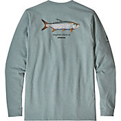Patagonia Men's Tarpon World Responsibili-Tee Long Sleeve Shirt