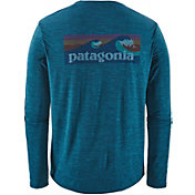 5f2263fdfc Product Image · Patagonia Men's Capilene Cool Daily Graphic Long Sleeve Rash  Guard
