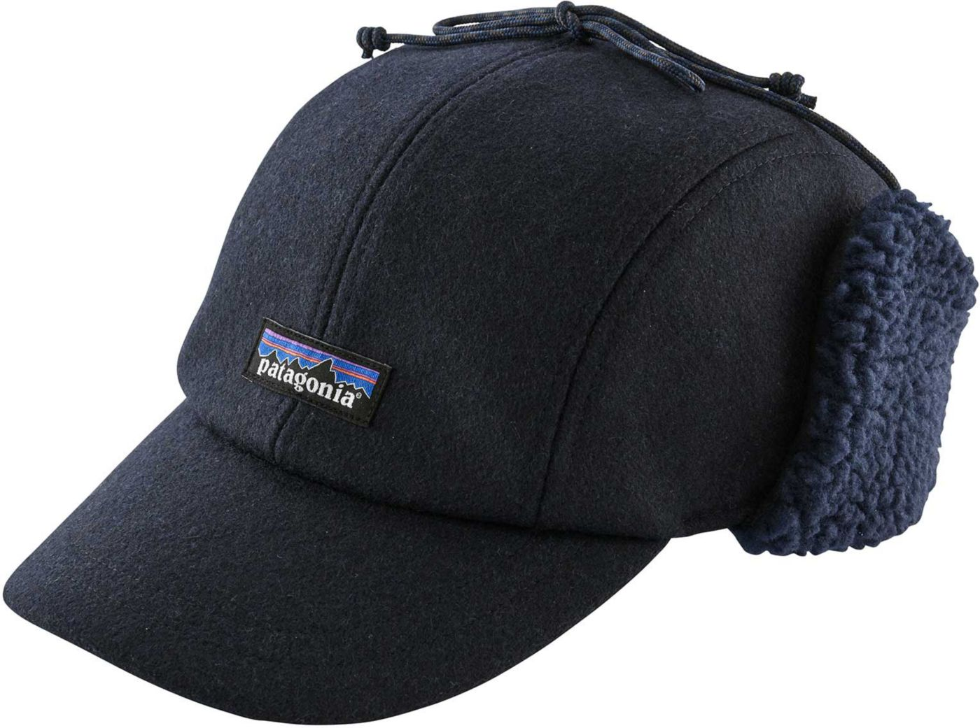 Patagonia Men's Recycled Wool Ear Flap Cap