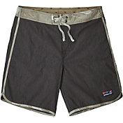 "Patagonia Men's Scallop Hem Stretch Wavefarer 18"" Board Shorts"