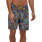 "Patagonia Men's Stretch Planing 19"" Board Shorts"