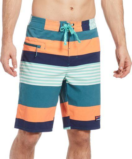 "c6f2b84882d Patagonia Men s Stretch Wavefarer 21"" Board Shorts"