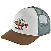 Patagonia Men's World Trout Brook Fishstitch Trucker Hat