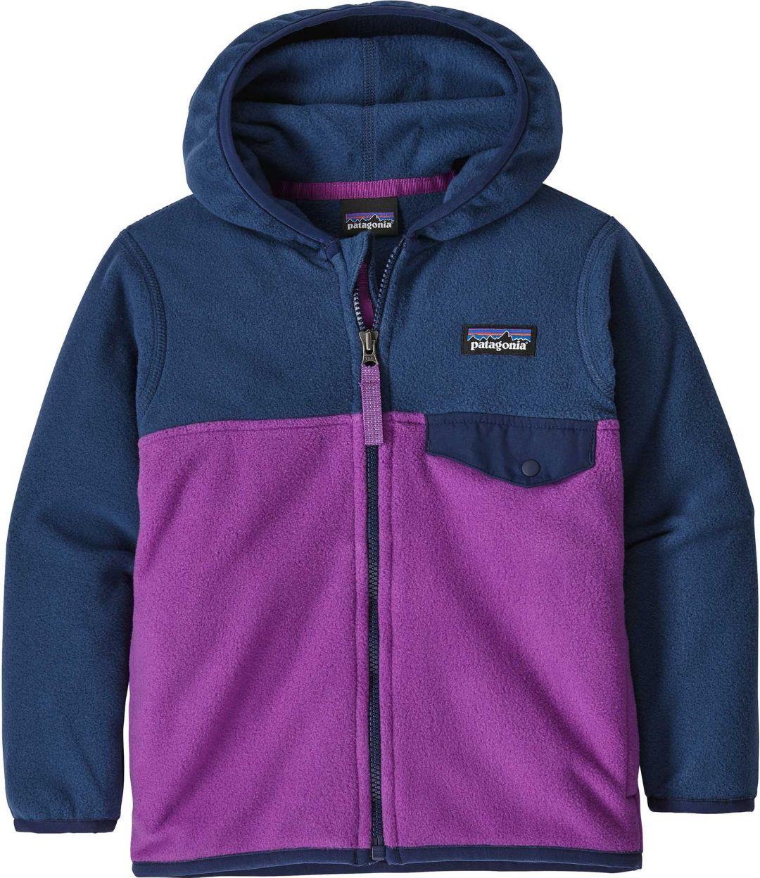 3459d657882 Patagonia Toddler Micro D Snap-T Fleece Jacket 1