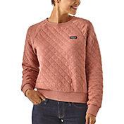 Patagonia Women's Cotton Quilt Crew Pullover