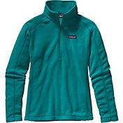 Patagonia Women's Micro D Quarter Zip Pullover