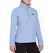 Patagonia Women's Micro D 1/4 Zip Fleece Pullover
