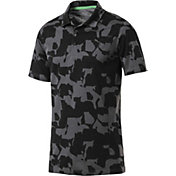 PUMA Boys' Union Camo Golf Polo