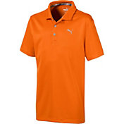 PUMA Boys' Essential Golf Polo