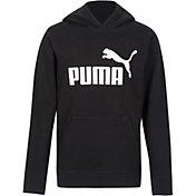 PUMA Boys' Number 1 Logo Hoodie