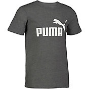 PUMA Boys' Number 1 Logo Graphic Tee