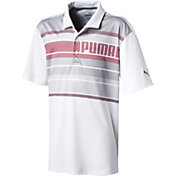 PUMA Boys' Golf Polo