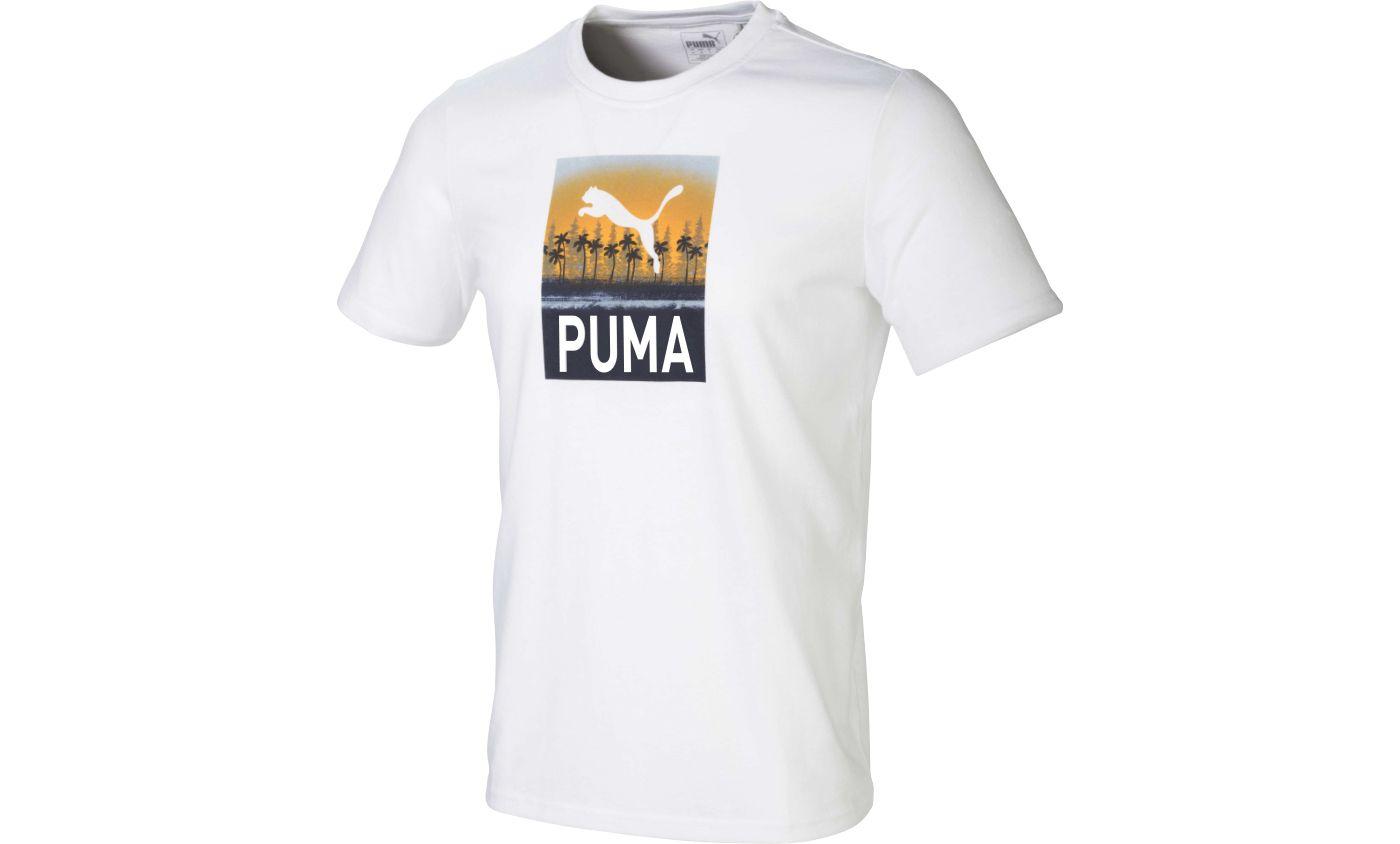 PUMA Boys' Tropics Golf T-Shirt